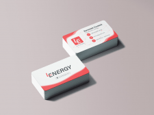 Lenergy Business card