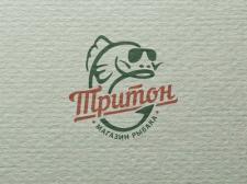 Логотип Тритон