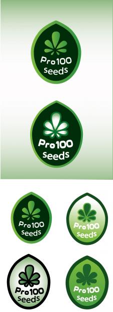 "Логотип ""Pro100seeds""3"