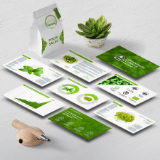 Дизайн презентации для компании RATANA