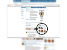 VK страница Студия дизайна и рекламы