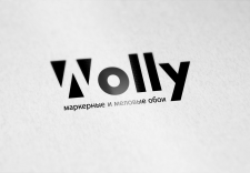 Логотип Wolly