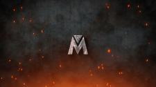 Metal Logo Animation