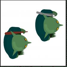 Персонаж орков
