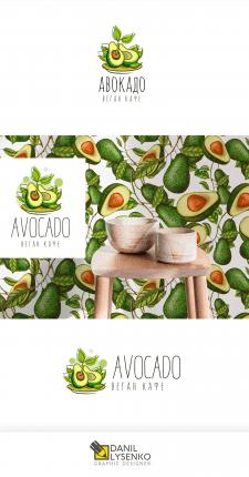 Разработка логотипа для ресторана