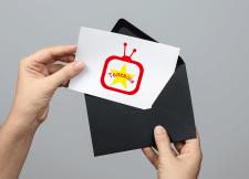 Разработка лого для детской  школы телеведущих
