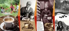 Постер. История кофе