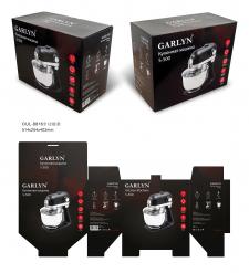Дизайн и вёрстка упаковки