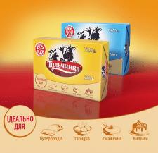 Создание иконок для упаковки ТМ «Тульчинка»