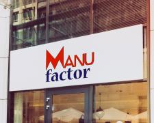 Manufactor Logo