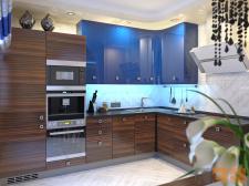 квартира кухня-2(арт-деко)