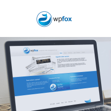 Логотип розробника шаблонів для WordPress