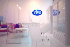 Разработка дизайна шоу-рума интернет-магазина VIVO