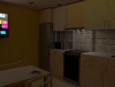 3d моделирование дома (интерьера)