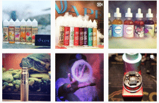 Vape club Instagram