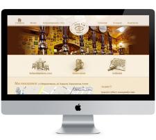 Разработка и продвижение сайта для Irish Pub