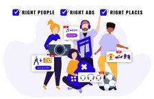 Обложка для рекламы услуг рекламной компании