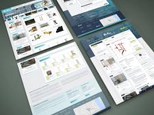 Дизайн интернет-магазина спортивного оборудования