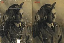 Реставрация портрета