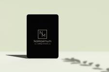 Логотип NM