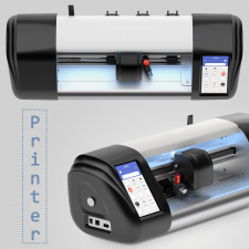 3D модель принтера