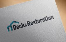 Логотип для Deck and Restoration DMV