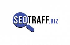 Простой логотип для сайта