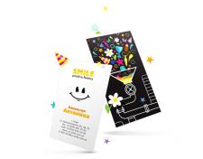 Листовка для Smile