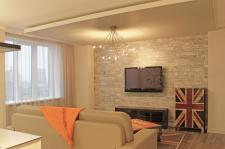 Квартира в стиле Loft (реализация)