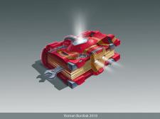 Iron book