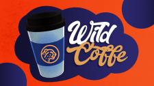 WILD COFFE Banner
