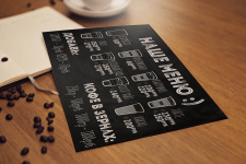 Меню Zerno Coffee