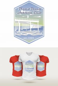 Логотип/дизайн на футболке для Athletic Club