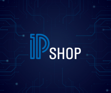 """логотип """"IPshop"""""""