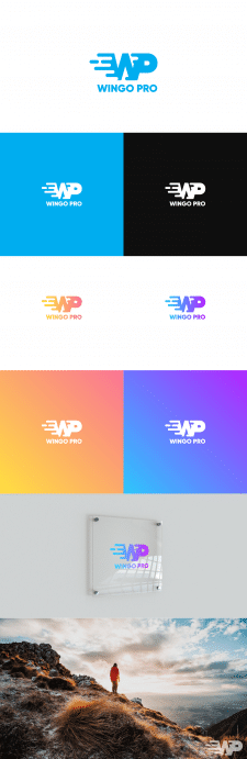 Логотип для Wingo Pro