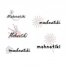 Создание логотипа для бренда текстильных блокнотов