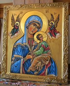 """Икона Божої Матері""""Неустанної Помічі"""""""