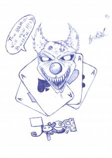 Keith Joker=) Flint