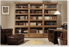Шкаф для библиотеки на заказ – все секреты выбора
