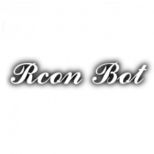 ~ Telegram Bot «RconBot» ~
