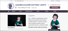 Сайт визитка  | Wordpress