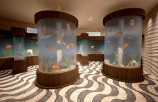 Дизайн торгівельного залу