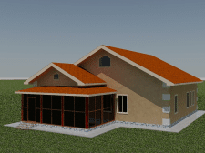 Реконструкция крыши №1