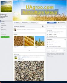 Создание группы Facebook для зернотрейдеров