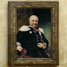 Коллаж «General der Pioniere» (Инженер-генерал)