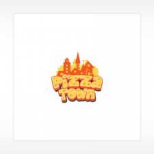Лого «PizzaTown»