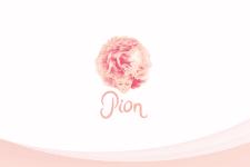 """Разработка логотипа """"Пион"""""""