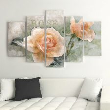 Розы, настенный декор