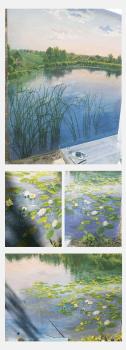Экстерьерная живопись - Пейзаж