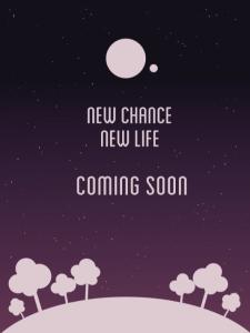 "постер ""new chance"""